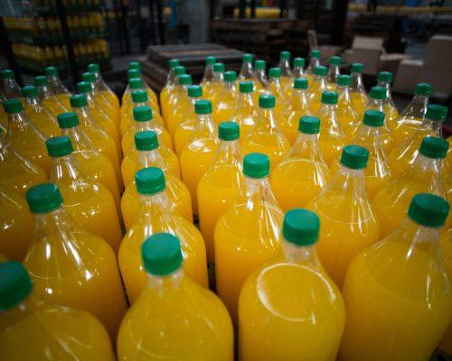 bioplastic news: compostable juice bottles